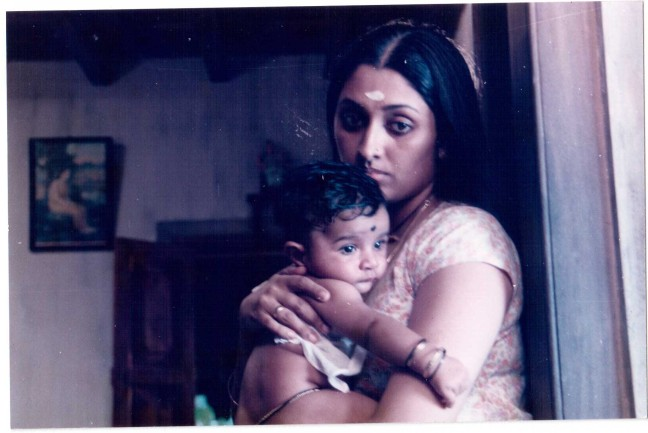 Kathapurushan - Infant Kunjunni +Motehr